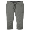 Outdoor Research Ferrosi Capris - Women's-Pewter-6