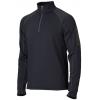 Marmot Stretch Fleece 1/2 Zip   Men's Black Xx Large