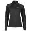 Marmot Stretch Fleece 1/2 Zip   Women's Black X Large