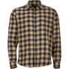 Marmot Bodega Long Sleeve Flannel   Men's Chamois Medium