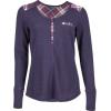 Marmot Morley Long Sleeve Shirt   Women's Nightshade Heather Medium