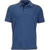 Marmot Wallace Polo Short Sleeve Shirt   Men's Vintage Navy Heather Small