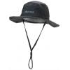 Marmot Pre Cip Safari Hat   Men's Black S/M
