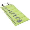 Coleman Kid's Watch Me Grow Self Inflating Camp Pad, Folding Accordion Design, Green, Inflated   49 X 20 X 1.5 In