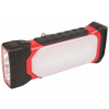 Coleman 2 In 1 Utility Light Flashlight, 200 Lumens, Ipx4 Water Resistant Design, Black / Red