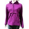 Sierra Designs Shed, Ul Softshell Pullover Women's Medium Lilac