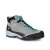 Scarpa Zen Pro Mid Gtx Hiking Shoe   Women's, Mid Grey/Lagoon, 40.5