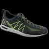 Scarpa Iguana Approach Shoe - Men's, Black/Lime, 44 EU