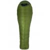 Marmot Never Winter Sleeping Bag, Cilantro/Tree Green, Regular, Left Zip