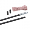 Eureka Fiberglass Pole Kit, 11 Mm