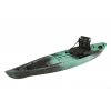 Nucanoe Nu Canoe Pursuit Canoe, 13.5ft, W/360 Pinnacle Seat, Gulf Storm, 13.5 Ft