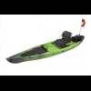 Nucanoe Nu Canoe Pursuit Pro Angler Package For Kayaking