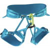 Edelrid Orion Climbing Harness, Turquoise, Small