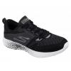 Skechers Go Meb Razor 2 Women's Trail Running Shoes, Black/White, 10 Medium