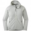 Outdoor Research Ferrosi Hooded Jacket, Women's, Alloy, L, 250102-alloy-L