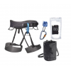 Black Diamond Momentum Men's Harness Package, Slate, Large