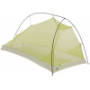Big Agnes Fly Creek Hv Platinum 1   1 Person, 3 Season Gray/Green