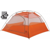 Big Agnes Copper Spur Hv Ul1 Tent   1 Person, 3 Season Gray/Orange