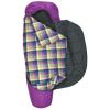 Kelty Tru. Comfort Girl's 20 Sleeping Bag (Synthetic) Dahlia Youth Right