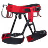 DEMO, Black Diamond Xenos Climbing Harness, Fire Red,Small