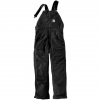 Carhartt Flame Resistant Duck Bib Overall, Black, 30/28