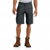 Carhartt Force Tappen Cargo Short For Mens, Shadow, 30