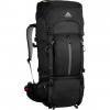 Vaude Terkum 55+10 Ii Backpack, Black