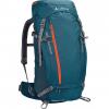 Vaude Women's Asymmetric 38+8 Blue Backpack, Anthaci