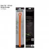 Nite Ize Gear Bendable Tie, 32in - Bright Orange, 2 Pack