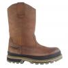 Chinook Footwear Rancher Waterproof Boots   Men's, Dark Brown, 10