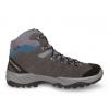 Scarpa Mistral Gtx Boots   Men's, Smoke/Lake, Medium, 40