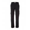 Royal Robbins Bug Barrier Discovery Zip N Go Women's Pant, Jet Black, 10,  Black R 10