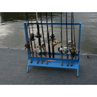 Viking Solutions Fishing Rod Rack
