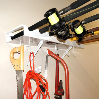 Viking Solutions Overhead Tool/Fishing Rod Rack