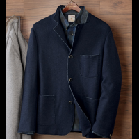 Patrick James Knit Jacket