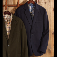 Patrick James Two-Button Sport Coat