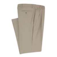 Patrick James Wool Gabardine Slacks