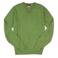 Reserve V-Neck Solid Sweater