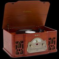 Winston(TM) Vinyl Record Player Turntable