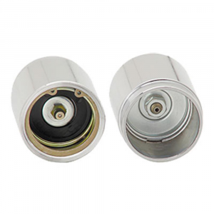 Fulton Performance Trailer Wheel Bearing Protectors with Covers