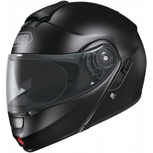 SHOEI Neotec Solid Helmet (Black XS)
