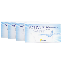 Acuvue Oasys 4-Box 1-2 Week Contacts