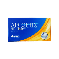 CIBA Vision Air Optix Night & Day Aqua Monthly Contacts