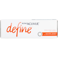 1 Day Acuvue Define Moist Natural Shine Daily Contact Lenses