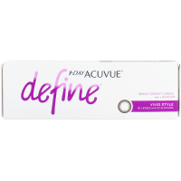 1 Day Acuvue Define Moist Vivid Syle Daily Contact Lenses