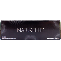 1 Day Naturelle Pureblack Colour Contact Lenses