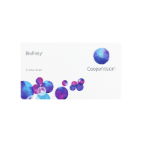 CooperVision Biofinity Monthly Contacts