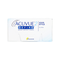 2-Week Acuvue Define 1-2 Week Contacts