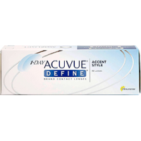 1 Day Acuvue Define Accent Style Daily Contacts Acuvue
