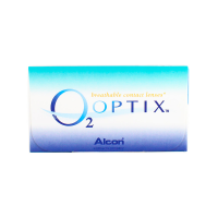 Ciba Vision O2 Optix Monthly Contacts